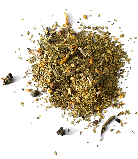 Loose Leaf Tea of our On Fleek detox tea